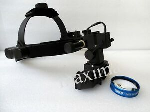 Binocular Indirect Ophthalmoscope All Pupil With 20d Volk Lens