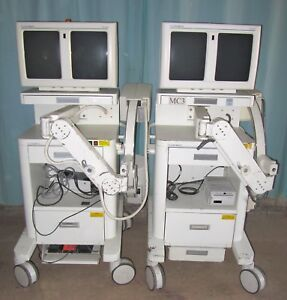 Lot Of 2 Fluoroscan Premier 6000 Mini C arm Imaging Xray Machines