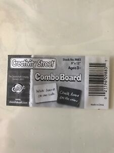 Creativity Street Student Chalkboard Dry Erase Surface Quantity Of 5