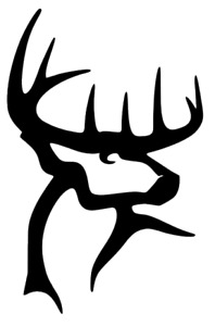 Buck Commander Logo Decal Sticker Hunting Deer For Car Truck Outdoors Etc
