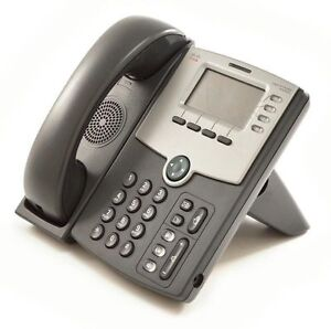 Cisco Spa504g 4 line Ip Business Call Phone Voip Poe Power Over Ethernet