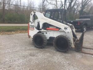 Bobcat A300 1 000 Hours Skidsteer Loader Skid Bob Cat S300 S330 S250 Will Ship