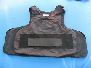 Aba Dark Navy Blue Military Police Tactical Armor Plate Carrier Vest Size Mrx 52
