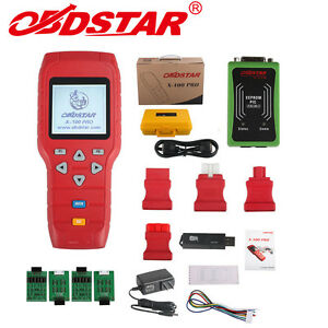 Obdstar X 100 Pro Obd2 Progarmmer For Immo oodmeter obd Software Pic And Eeprom