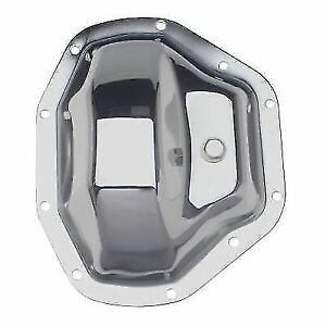 Trans dapt Performance Products 9040 Chrome Complete Differential Cover Kit