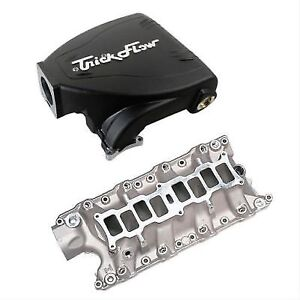 Trick Flow Tfs 51511001 Streetburner Efi Intake Manifolds For Ford Mustang 5 0l