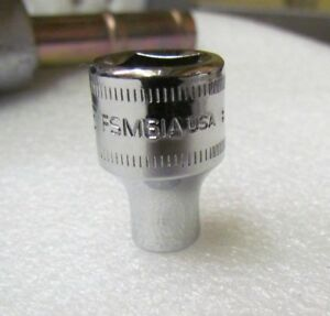 New Old Stock Snap On 6mm 3 8 6 Point Socket Fsm61a No Longer Available