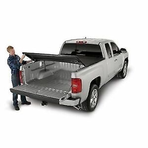 Trail Fx Tfx4922 Truck Bed Tonneau Cover Rail Clamp Powder Coated Black Steel