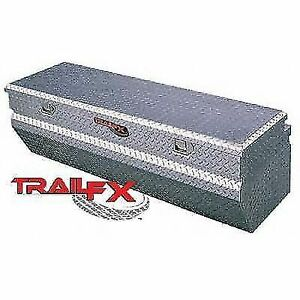 Trail Fx 150361 Tool Box Truck Chests Single Lid With Struts Polished