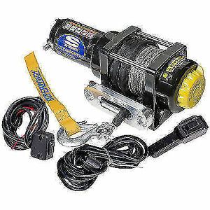 Superwinch 1140230 Lt4000 Atv Winch 4000 Lb Capacity 12 Ft Wired Remote