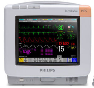Philips Intellivue Mp5 Patient Monitor Sw E 01 30 Biomed Certified