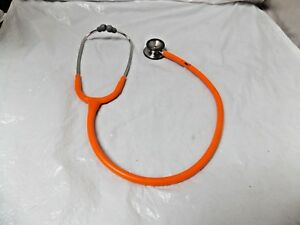 3m Littmann Classic Ii Stethoscope Trust Littmann Quality Orange