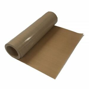 39 X 5 Yards Teflon Fabric Sheet Roll 5mil Thickness For Sublimation Printing