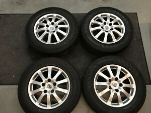 17 Porsche Cayenne Factory Oem Alloy Wheels Rims 2004 2006 17x7 1 2