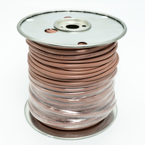 250 Foot Honeywell Genesis 18 4 Thermostat Wire Roll 18 Awg 4 Solid Conductors