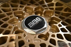 Bbs Motorsport Wheel Center Cap Hex Adapters E50 E26 Clear Anodized