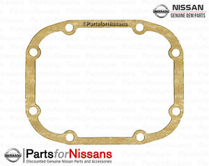 Genuine Nissan 200sx 280zx Rear Differential Gasket For R180 Diff New Oem
