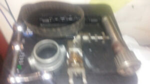 Bridgeport Milling Machine Parts Lot