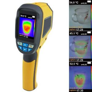 Handheld Digital Ir Infrared Thermal Imaging Camera Thermometer 20 300 Tool