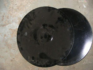 2 Caseih 482975r1 Disc Blade 22 Smooth Edge 3 16 Thickness 1 1 8 Square