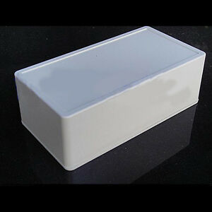 10x Electronic Box Appliance Plastic Wiring Instrument Enclosure Case130x67x44mm