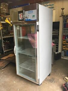 Fisher Scientific 13 986 124r Refridgerator With Recorder