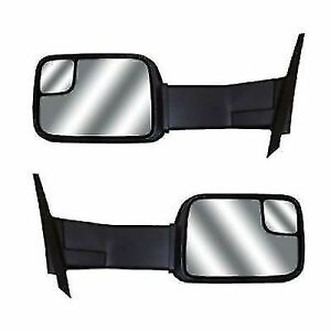 Cipa 71700 Magna Extendable Replacement Mirrors For 2007 2013 Chevy Silverado