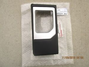 14 19 Toyota Tundra Limited Platinum Center Console Shifter Bezel Trim Black New
