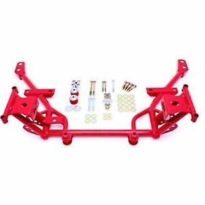 Bmr Suspension Km018r Tubular K member For 05 14 Mustang Gt