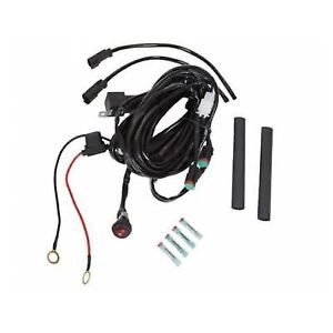 Access 90451 Off Road Led Light Wiring Harness And Switch