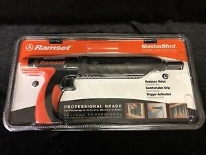 Ramset Mastershot 0 22 Caliber Powder Actuated Tool