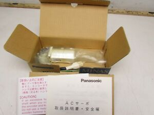 Panasonic Servo Motor Msm5azp1e New In Box Robot Servo Motor Make Offer