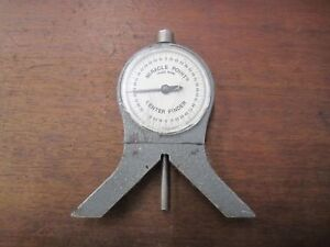 Centering Head W magnetic Base Protractor Miracle Point Model900 Needs New Cover