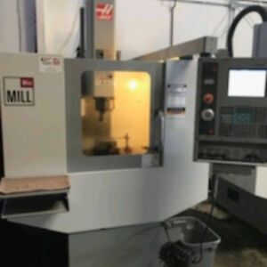 2006 Haas Cnc Mini Mill Machine Very Clean