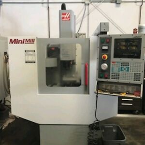 2001 Haas Cnc Mini Mill Machine Very Clean