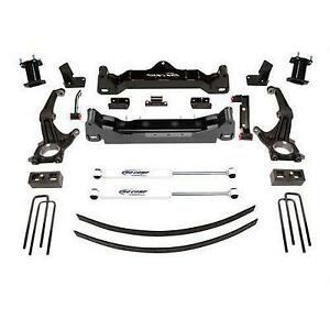 Pro Comp Suspension 6 Inch Lift Kit With Es9000 Shocks K5089b