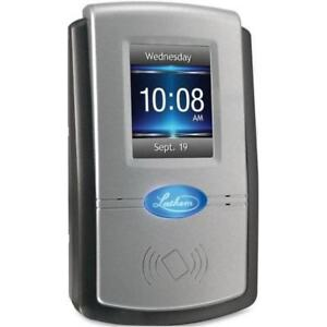 Lathem Pc600kit Auto Time attendance System Touchscreen Grey