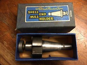 Nmtb 30 Shell Mill Tool Holder Made In Poland