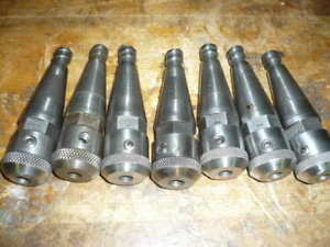 Moore Jig Borer 1 2 Collet Tool Holder End Mill Holder