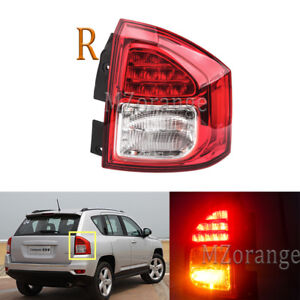 Right Passenger Tail Lamp Rear Light Assembly Fit For 2011 2014 Jeep Compass