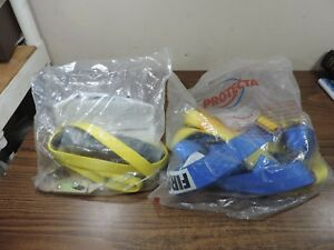 3m Protecta First Vest style Harness 1191995 W Msa Lanyard