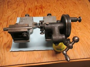 Tool And Cutter Grinder Lathe Mill Shaper Indexing Centers Fixture Brown Sharpe