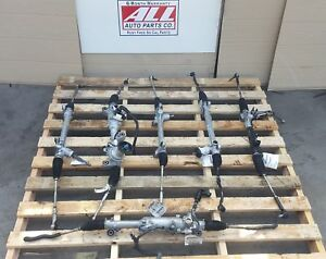 10 11 12 13 14 15 Chevrolet Camaro 6 2l Steering Gear Rack And Pinion 53k
