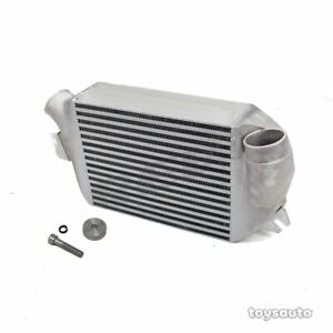 Rev9 Top Mount Intercooler For Wrx 15 19 Forester Xt Cvt 14 18 Legacy Mt 10 12