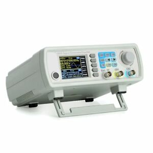 50mhz Dds Dual channel Signal Waveform Generator Source Frequency Meter Counter