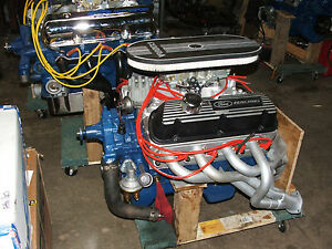 Ford 351 W Turnkey Engine 400 Hp
