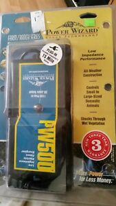 Power Wizard Pw500 500 u Electric Fence Energizer For Horses Cattle