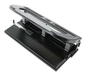 Heavy Duty Adjustable 3 hole Punch Up To 30 Sheets