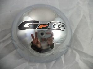 Gfg Chrome Custom Wheel Center Caps 008 K86 1 Cap