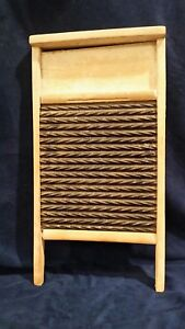 Vintage Washboard Los Angeles Ladder Co No 8 Washboard Circa 1930 S Antique